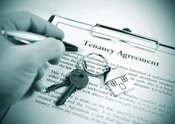 IS A FORECLOSURE AN EXCUSE FOR TENANT TO STOP PAYING RENT?